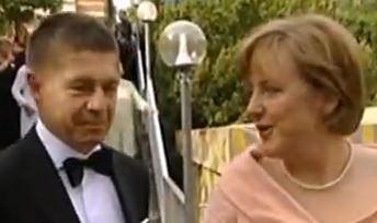 Ehepaar Merkel-Sauer