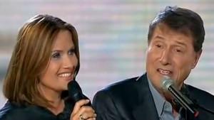 Mit Tochter Jenny 2009